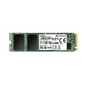Transcend TS256GMTE220S 256GB SSD M2 2280 PCIE GEN3X4 M-KEY 3D TLC With Dram