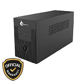 Blackbuck BB2000, 2000VA/1200W, Metal Black Case UPS