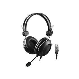 A4Tech HU35 ComfortFit Stereo USB Headset