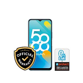 vivo Y12A 3GB/32GB With Free 12 Months P-Protect - Screen Damage Coverage