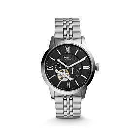 Fossil ME3107 Townsman Automatic Stainless Steel Men's Watch