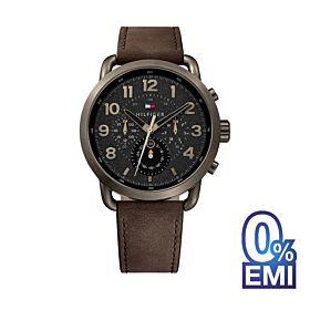 Tommy Hilfiger 1791425 Leather Men's Watch