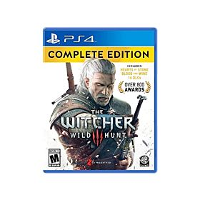 The Witcher 3: Wild Hunt – Complete Edition (PS4)